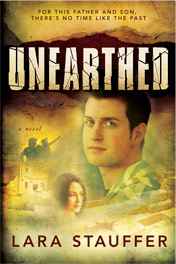 Unearthed_novel_by_Lara_Stauffer_coversm